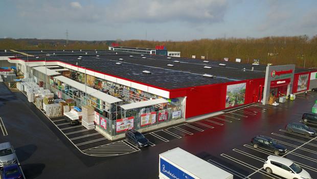 Ein Gartencenter mit rund 1.000 m² Verkaufsfläche hat der Hagebaumarkt in Ratingen-Breitscheid bekommen.