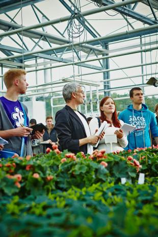 Ausbildung im Gartenbau