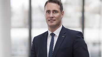 Michael Geiszbühl Geschäftsführer Vertrieb und Marketing Befestigungssysteme