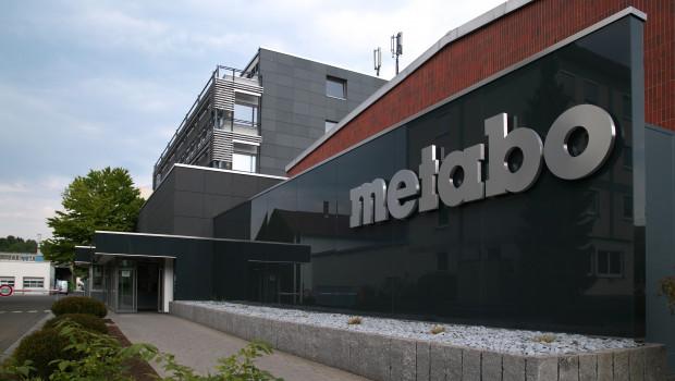 Der Metabo-Stammsitz in Nürtingen bleibt nach der Übernahme bestehen.