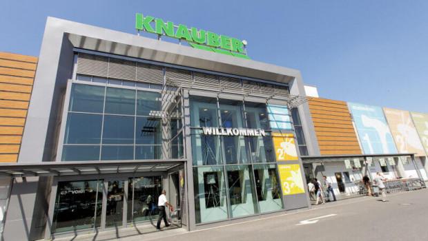 Die Knauber-Freizeitmärkte gehen zum 1. Juli 2020 an den Konkurrenten Bauhaus.