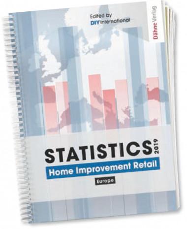 Dähne Verlag, Statistics Home Improvement Retail