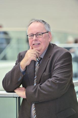 Joachim Bengelsdorf, Chefredakteur, Dähne Verlag