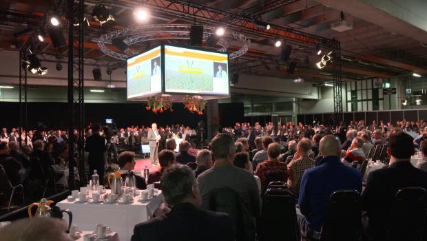 Die Hauptversammlung von Flora-Holland fand in Naaldwijk statt.