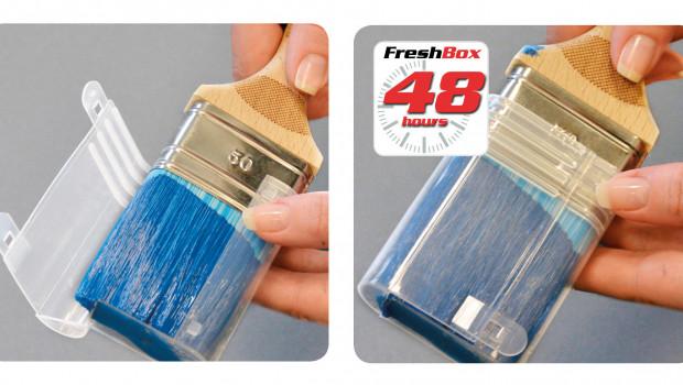 Nespoli, Pinselbox Fresh Box48