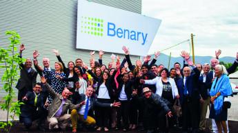 Benary eröffnet neuen Standort in Chile