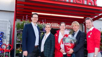 Die Mölders-Gruppe eröffnete bei Hamburg ihren elften Hagebaumarkt
