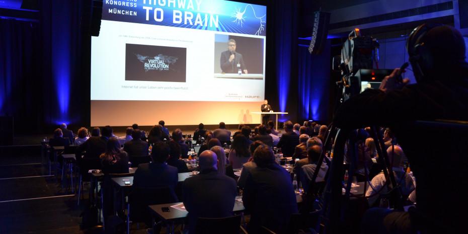 Neuromarketing-Kongress, München.