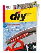 Diy-Online - Das Fachmagazin für die Do-it-yourself-Branche