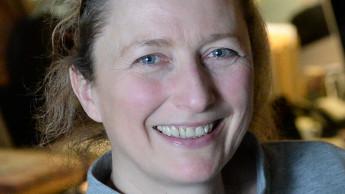 Janice Kirkpatrick gestaltet die Großbritannien-Präsentation auf der Ambiente