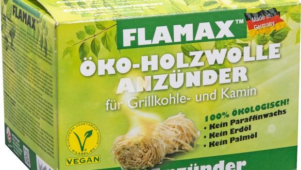 Warrlich, Flamax, Vegane Zündwolle