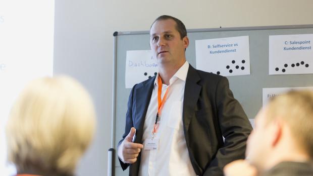 """""""Unsere Cross-Channel-Software für Retail declt alle handelsspezifischen Prozesse ab"""", erklärt Adrian Bucher, Projektverantwortlicher bei BSI."""
