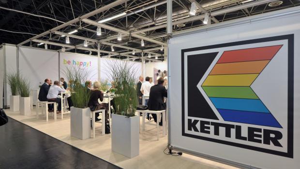 Das 65. Firmenjubiläum war eines der Themen auf dem Stand von Kettler auf der Spoga+Gafa im vergangenen Jahr. Jetzt hat das Unternehmen Insolvenz angemeldet und plant eine Neuausrichtung.