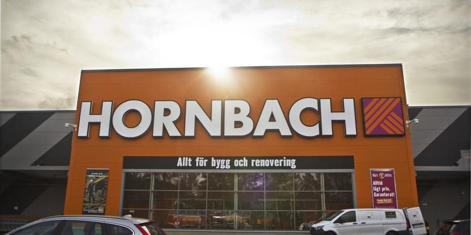 Hornbach, Schweden, Boras