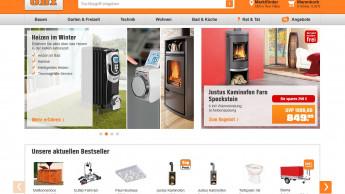 Baumärkte erfüllen die Erwartungen an ihre Online-Shops nicht