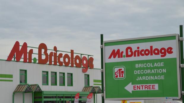In Frankreich gehören 712 Märkte zu Mr. Bricolage.