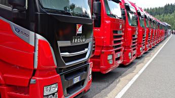 Spediteure fordern Aussetzung der LKW-Maut