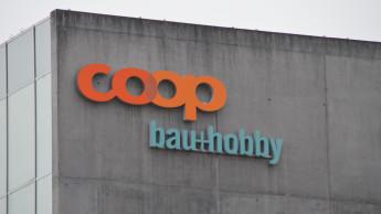 Coop Bau + Hobby schafft wieder ein Umsatzplus