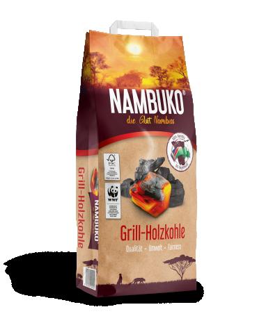 DHG, Grillholzkohle Nambuko