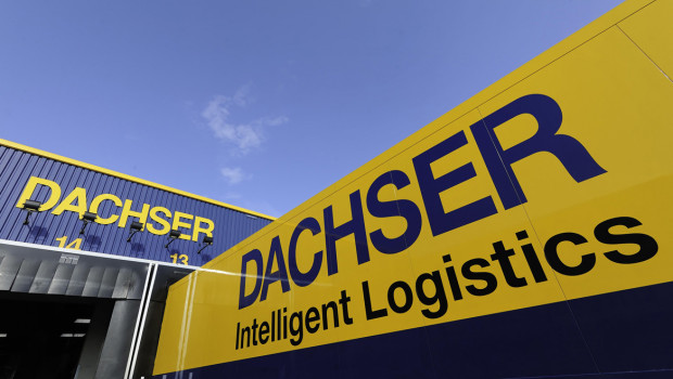 Marke Dachser gleich zwei Mal auf Platz 1 der Beliebtheitsskala.