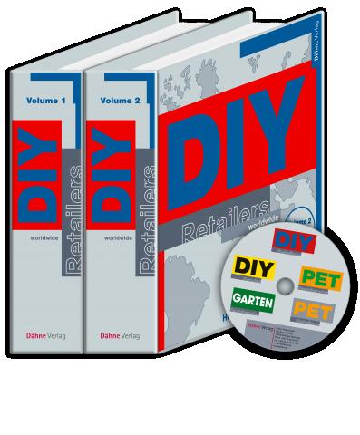 DIY Retailers worldwide