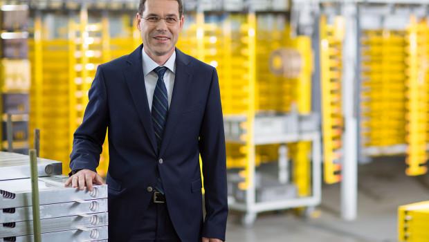 Marco Göpfert übernimmt bei Stabila die Technische Leitung.