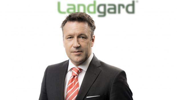 Ein Bild aus vergangenen Zeiten: Armin Rehberg ist nicht mehr Vorstandsvorsitzender der Landgard.