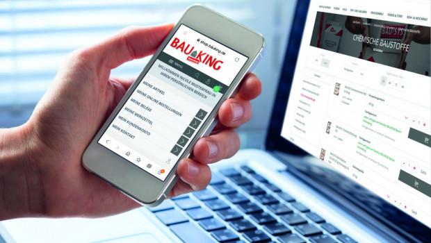 Bauking hat seinen B2B-Webshop nach einer Testphase nun deutschlandweit ausgerollt.