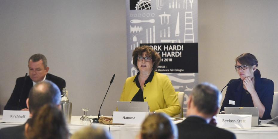 Europäische Fachpressekonferenz, Hamburg, Messe-Entwicklungen