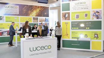 Erfolgreicher Erstauftritt von Luceco