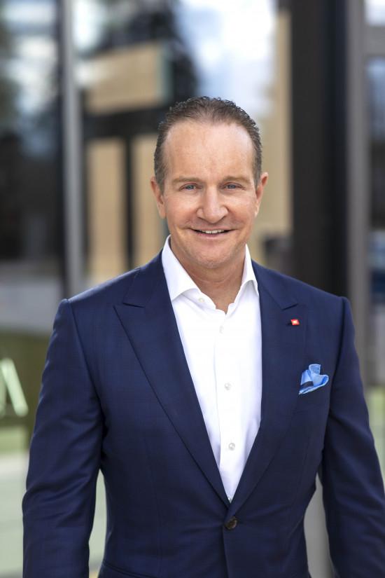 Andreas Kroiss ist seit 2003 CEO von Einhell.