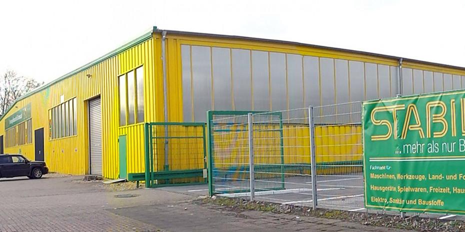 Stabilo, Duisburg-Homberg