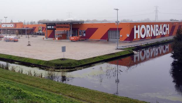 Hornbachs zehnter niederländischer Markt steht in Nieuwerkerk a/d IJssel.