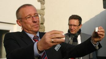 Holger Knipping folgt Ludger Brüggemann an der Vertriebsspitze
