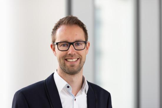 Florian Reichel besetzt die Position des IT-Leiters.