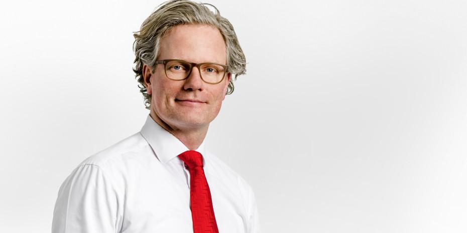 Compo, Marketingchef Hendrik Peters