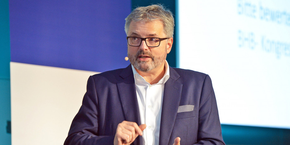 Peter Wüst, BHB