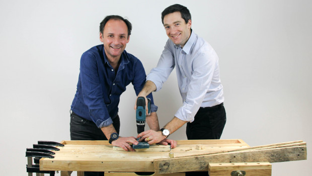 Die beiden Gründer von ManoMano (v. l.): Christian Raisson und Philippe de Chanville.