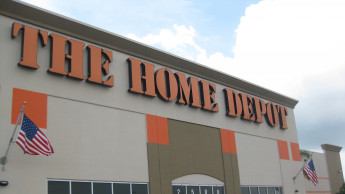 Home Depots Wachstumsrate im zweiten Quartal wieder einstellig