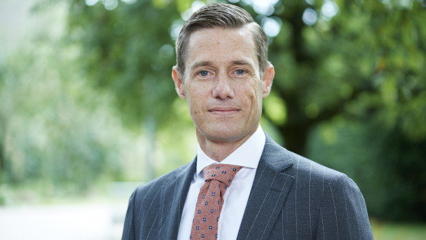 Vom Marketingchef zum CEO: William Christensen steht jetzt an der Spitze der Rehau-Gruppe.