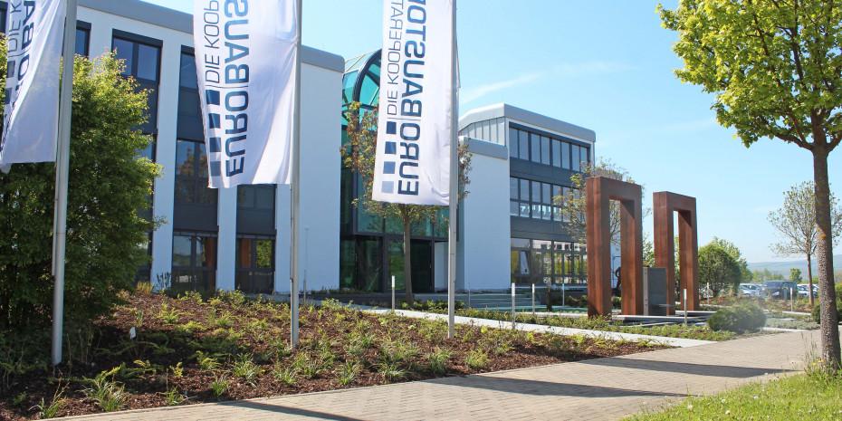 Eurobaustoff, Zentrale, Bad Nauheim