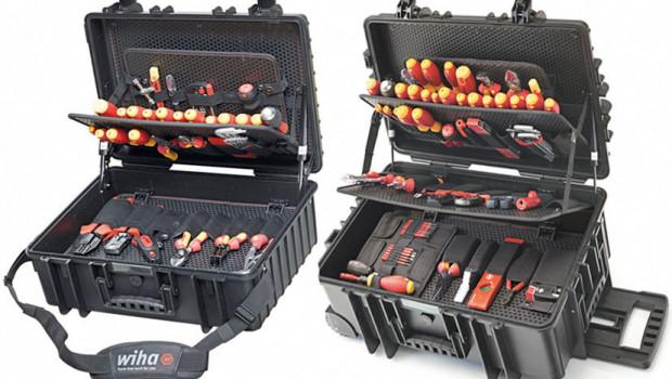 Wiha, Werkzeugkoffer