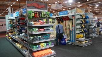 Das neue Baufachmarktkonzept steht im Mittelpunkt