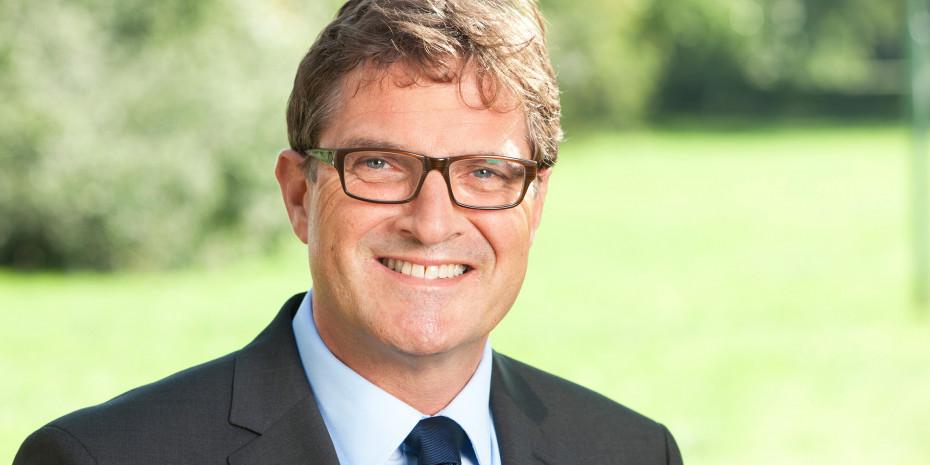 Johannes Welsch, Geschäftsführer Industrieverband Garten (IVG)