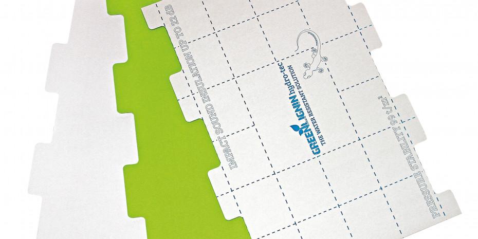 Green Lignin-Familie, basic, anti-slip, hydro-tec