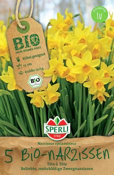 Sperli, Bio-Blumenzwiebel-Sortiment