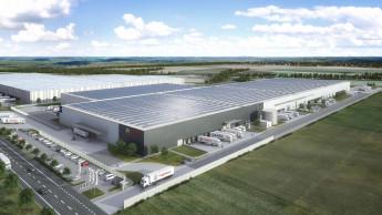 Neues Logistikzentrum der Hagebau wird ein Multichannel-Lager