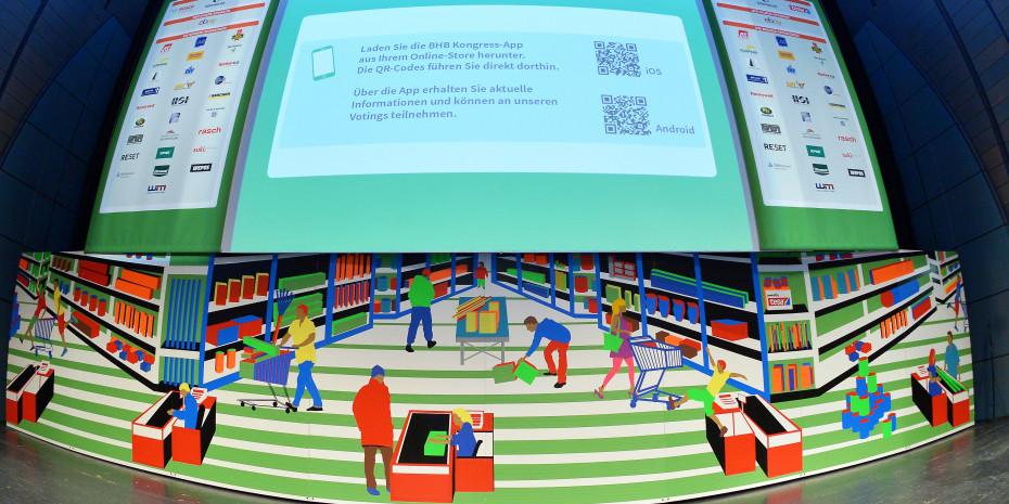 Bühnenbild, BHB-Kongress