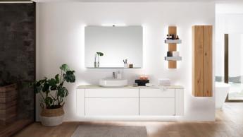 Im Badezimmer ist immer mehr Wohnlichkeit gefragt