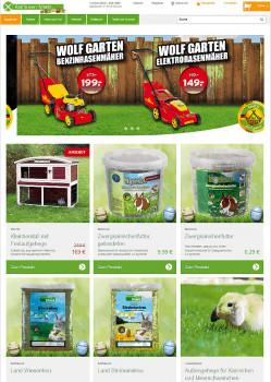 Die Plattform raiffeisenmarkt.de bündelt nun alle Service- und Produktinformationen für Kunden. Bild: Agravis Raiffeisen AG